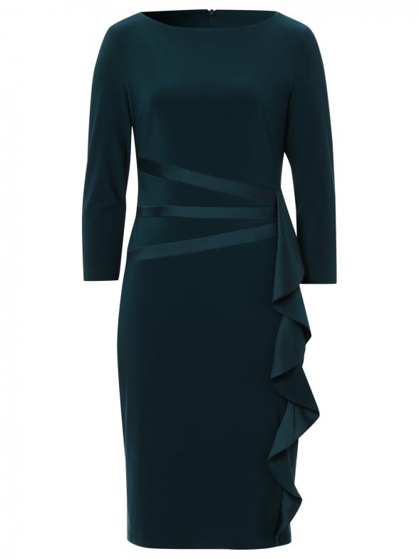 Joseph Ribkoff » Kleid mit Rüschendetail () online kaufen ...