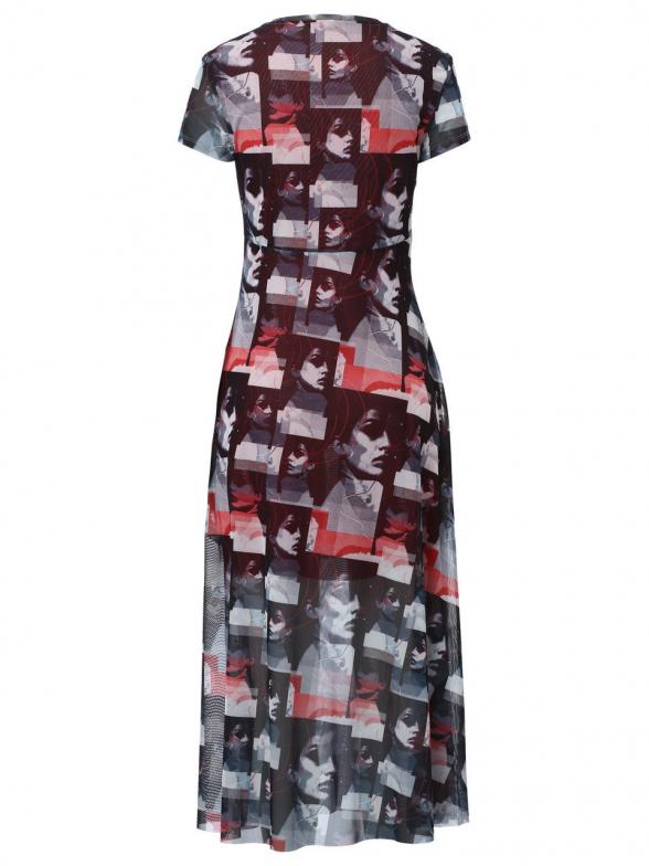 HUGO » Mesh Kleid NIMANA () online kaufen | AppelrathCüpper